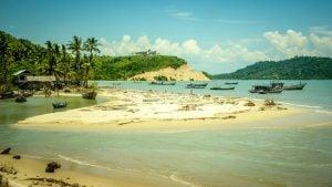 Andaman sea, Tanintharyi Region, Myanmar, Aung Myint Myat/Alamy