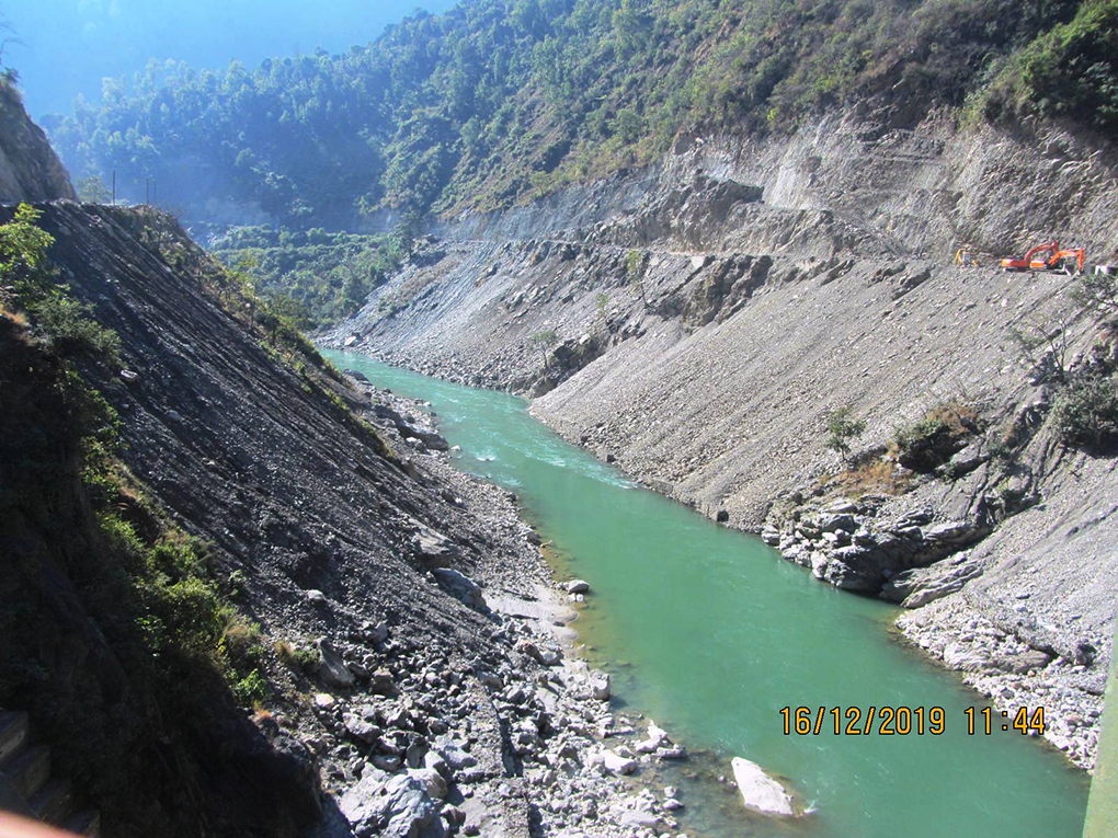 Char Dham Project route