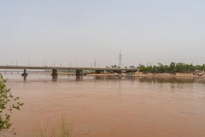 A view of the River Ravi from Lahore [image: Alamy]