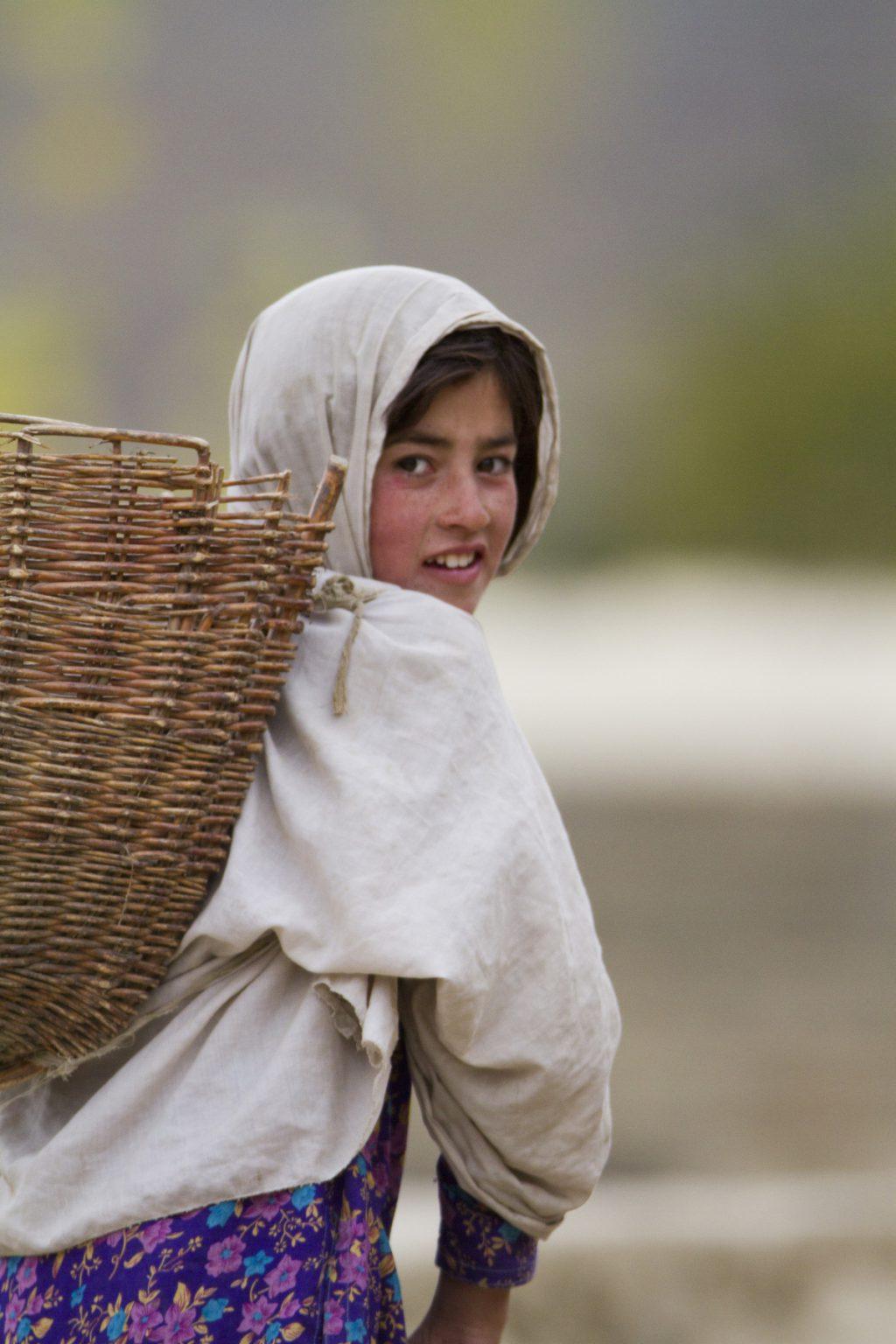 Barkawal girl Gilgit Balistan