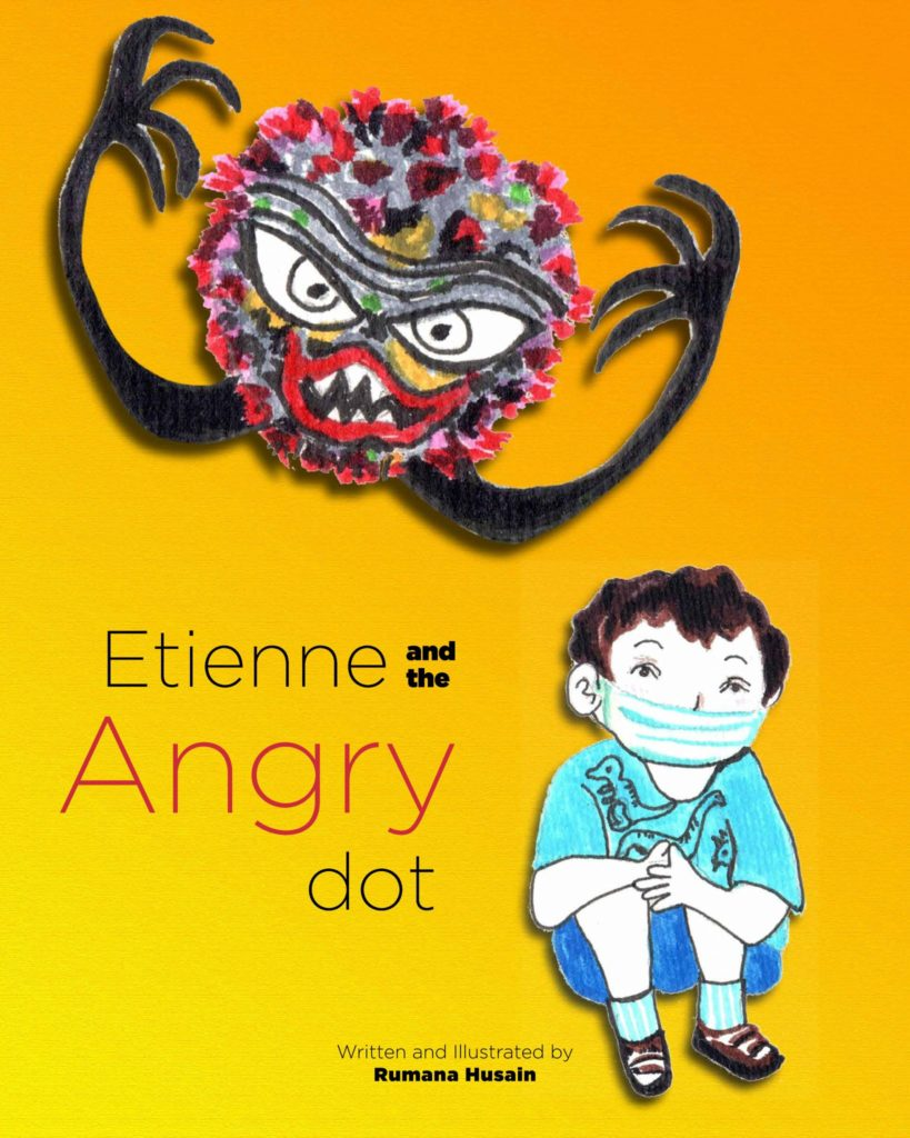 Etienne and the Angry Idiot Rumana Husain