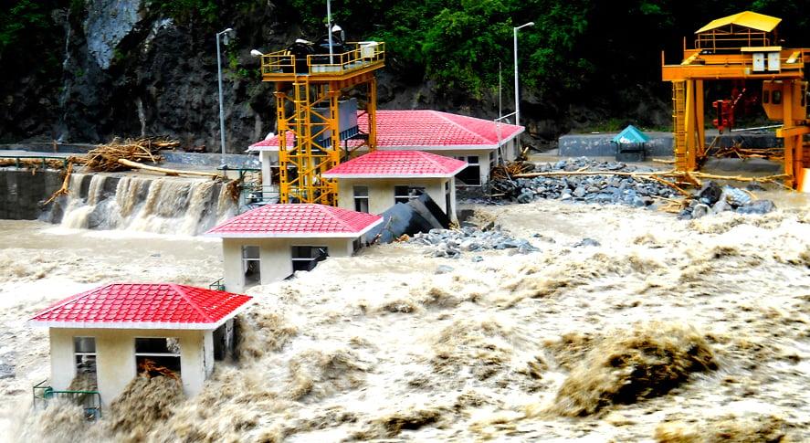 Vishnuprayag Hydroelectric Project, Ganga Matu Jansangthan
