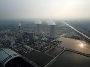 CPEC coal power plant Sahiwal, Punjab, Xinhua / Alamy