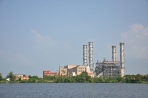 NTPC's thermal power plant at Kayamkulam in Kerala. (Photo by Alamy)