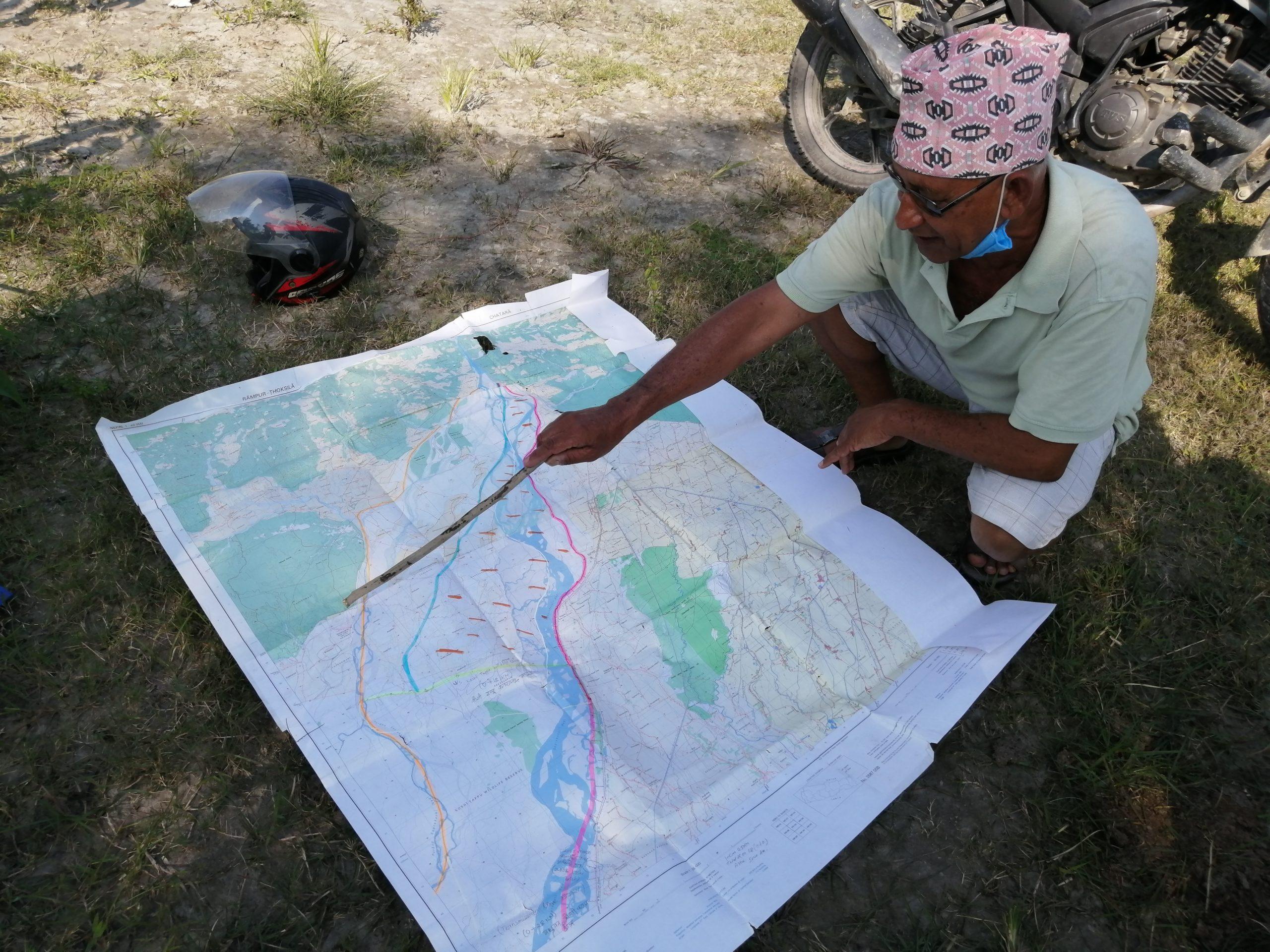 Prahald Thapa Koshi Sunsari Nepal