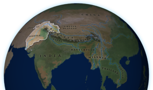Indus map