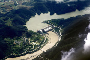 The Jinghong hydropower station on the Lancang river [Image: Imaginechina Limited/Alamy]