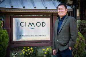 Pema Gyamtsho from Bhutan is the Director General of the International Centre for Integrated Mountain Development (ICIMOD) since October 2020.[Image: Jitendra Raj Bajracharya/ICIMOD]