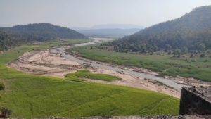 The North Koel dam has been lying defunct since 1997 after a flooding accident [Image: Gurvinder Singh]