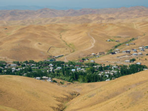 The Ferghana Valley hides a toxic legacy [Image by: Alamy]