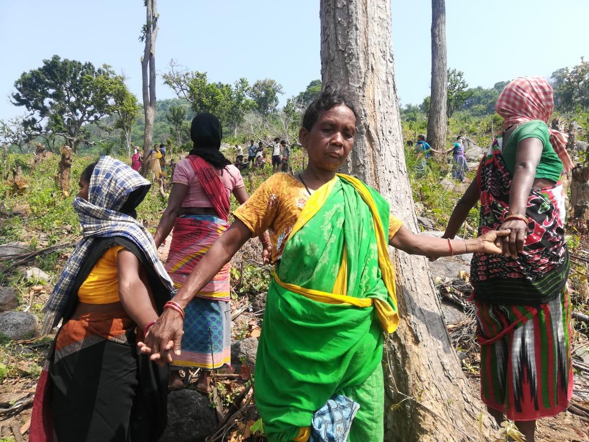 Pidadamaha, Odisha, India, Prafulla Samantra