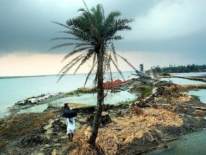 Cyclonic storms are getting stronger in the Indian region due to climate change (Photo by Alamy)