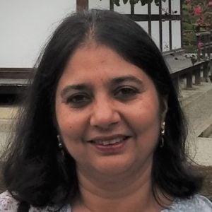 Geetanjali Krishna
