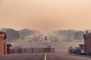 Pollution rises across South Asia in autumn (Image: Alamy)