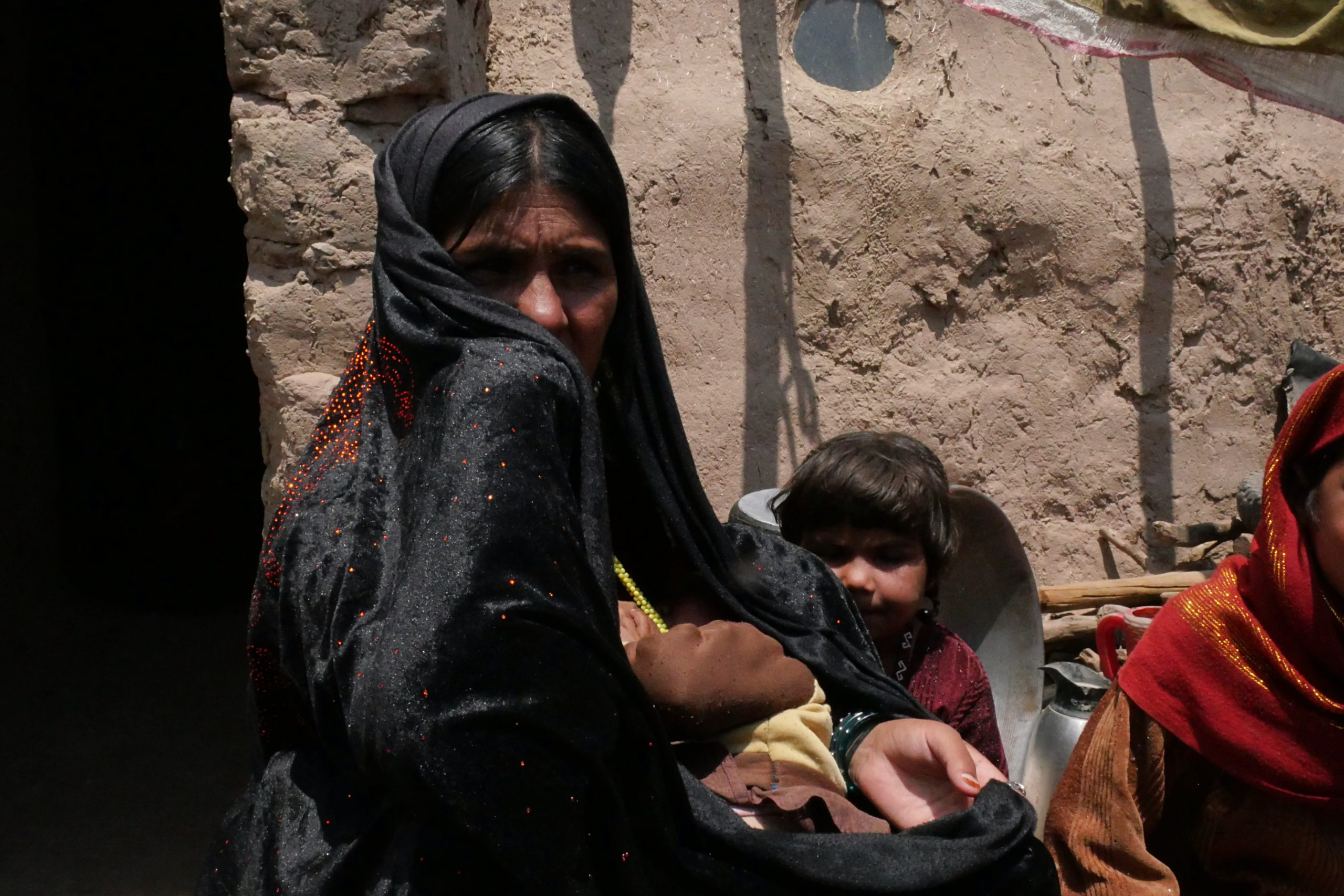 Afghanistan drought refugee Herat