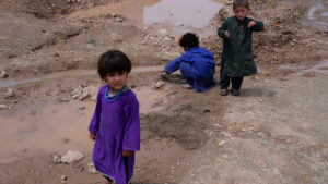 Afghanistan drought refugees IDP