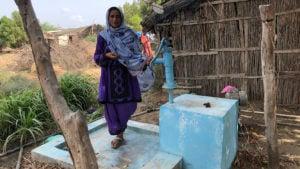 Sindh water supply
