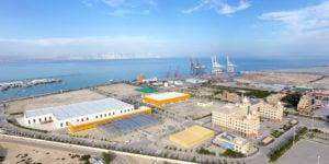 The Gwadar Free Zone and port area, Shabbir Ahmed