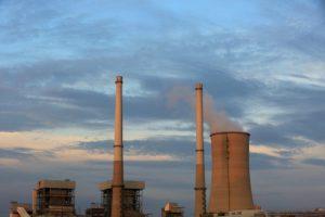 A coal-fired power plant in Huai'an city, east China's Jiangsu province