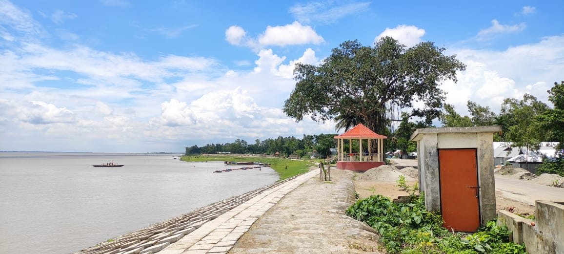 Village, Tangail district, central Bangladesh, Sabiha Ahmed Diba