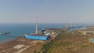 Coal-fired power plant Indonesia Paitan Java COP26 ADB fossil fuel